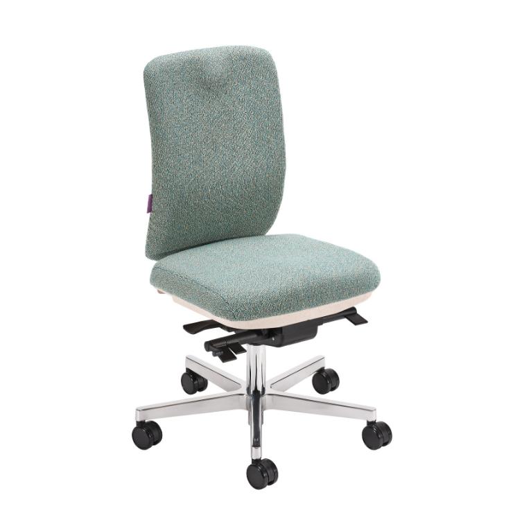 Ergonomischer Bürostuhl Home-Edition Grün